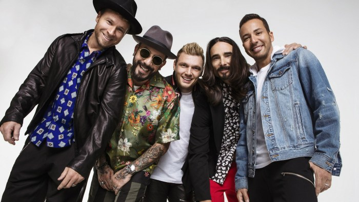 "I Backstreet Boys tornano in concerto a Milano il 15 maggio al Mediolanum Forum con ""DNA World Tour"""
