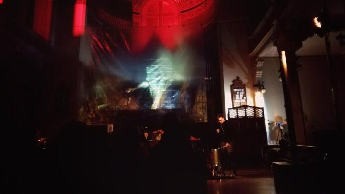 """Carlot-ta dal vivo al Tempio Valdese di Piazza Cavour, Roma, per presentare il nuovo album """"Murmure"""""""