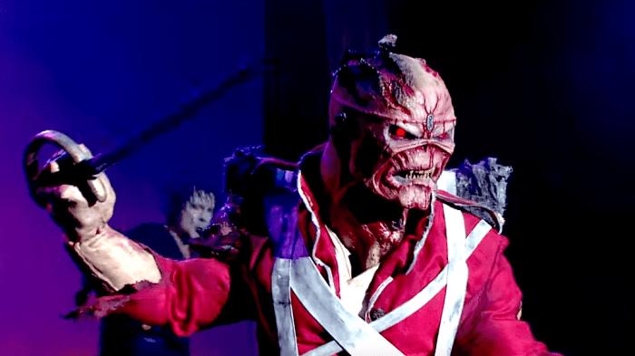 """Gli Iron Maiden saranno in giro anche nel 2019 con """"Legacy of The Beast Tour '19"""""""