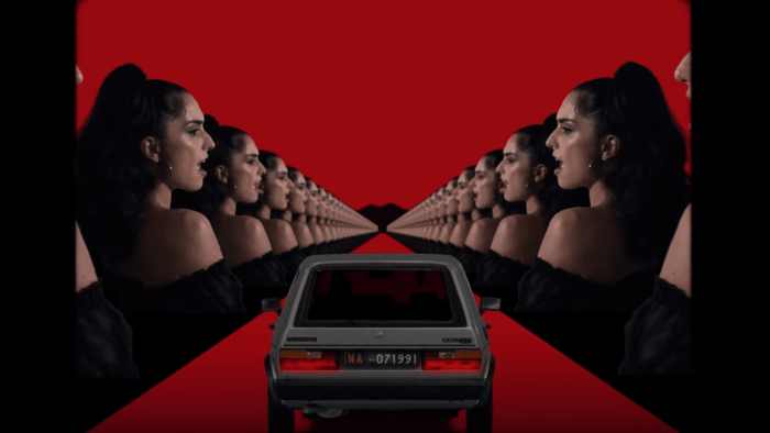 """La Nina ha pubblicato il secondo singolo """"Sangue"""", dopo la prima canzone """"Anni 90"""""""