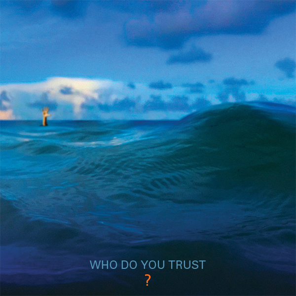 """Papa Roach cover copertina nuovo album """"Who Do You Trust?"""""""