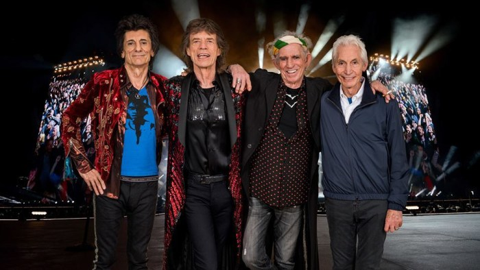 "The Rolling Stones in tour nel 2019 negli Stati uniti con ""No Filter"""