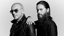 Jared e Shannon Leto arrivano in Italia per quattro concerti a luglio 2019