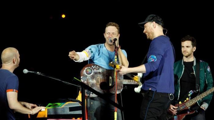 """I Coldplay hanno pubblicato il nuovo album live """"Live In Buenos Aires"""""""