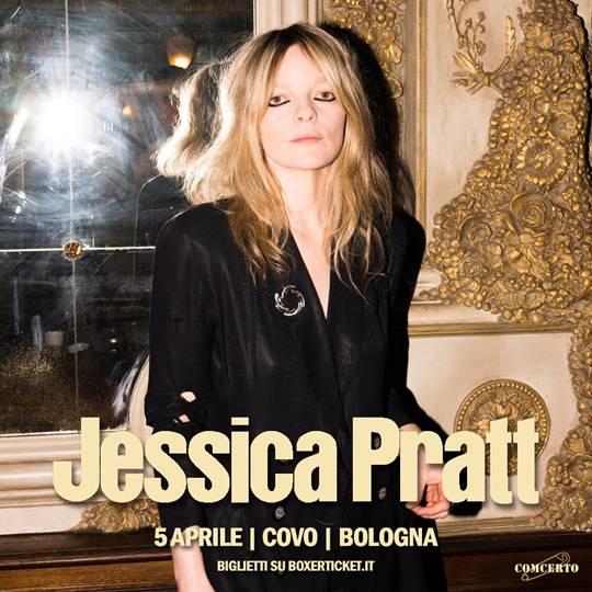 """Jessica Pratt in concerto a Bologna per presentare il nuovo album """"Quiet Signs"""""""