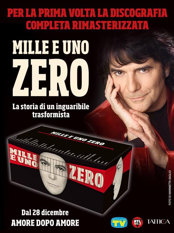 """""""Mille E Uno Zero"""" in edicola dal 28 dicembre per 33 settimane"""