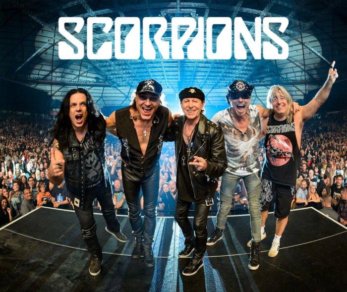 Scorpions in concerto il 27 luglio a Lucca