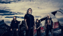 Slayer in concerto al Rock The Castle di Verona