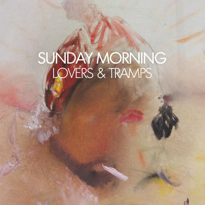 """""""Lovers & Tramps"""" singolo cover copertina Sunday Morning"""