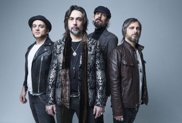 """Le Vibrazioni tornano con il nuovo singolo e video """"Cambia"""", il 26 marzo sul palco del Forum di Milano"""