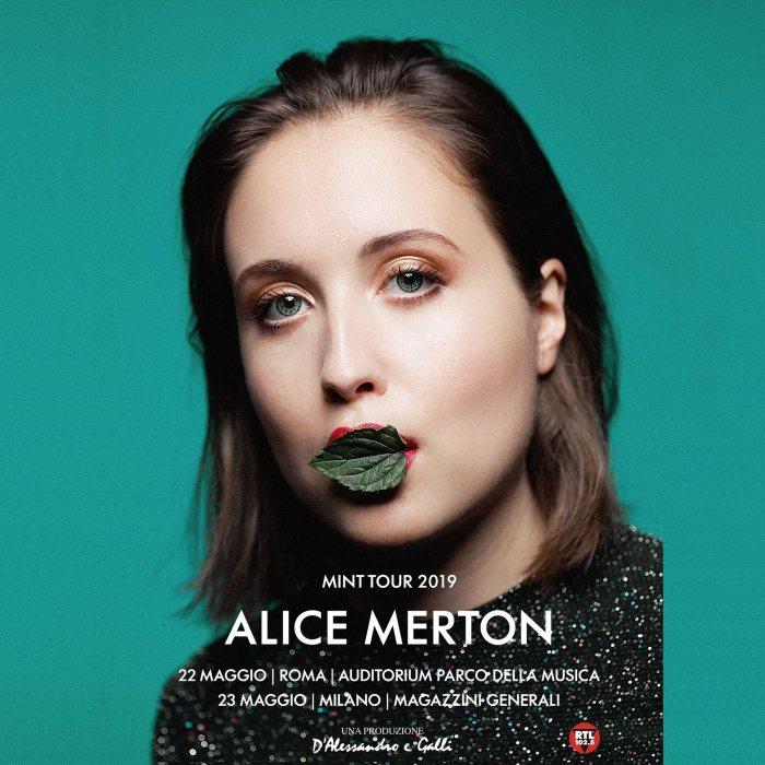 Alice Merton dal vivo il 22 maggio a Roma e il 23 a Milano