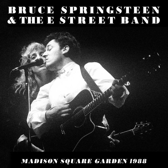 Disponibile sul sito ufficiale di Bruce Springsteen il concerto del 23 maggio 1988 a New York