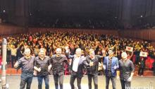 """Dodi Battaglia in concerto a Roma il 25 gennaio con """"Perle - Il Tour"""""""