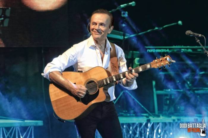 """Dodi Battaglia ha festeggiato il suo compleanno il 1 giugno a Bellaria Igea Marina con """"Dodi Day"""""""
