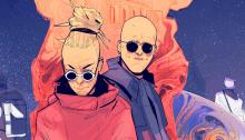 """Frenetik & Orang3 pubblicheranno il 1 febbraio l'album """"Zero Sei"""""""