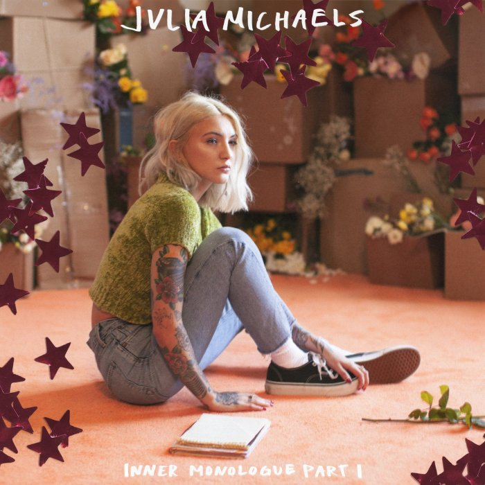"Julia Michaels copertina ""Inner Monologue Part 1"" album"