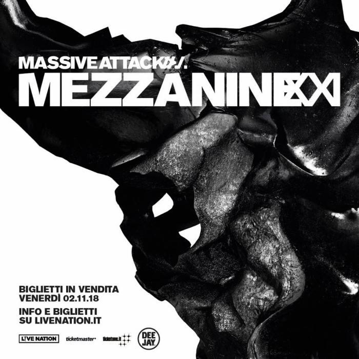 """Massive Attack dal vivo a Milano, Roma e Padova con """"Mezzanine XXI"""""""