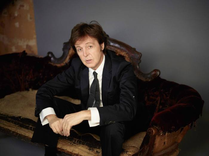 "Paul McCartney pubblica l'inedito ""Get Enough"" scritto con Ryan Tedder"