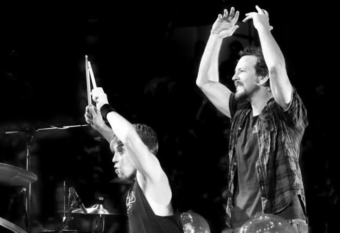 I Pearl Jam potrebbero essere in tour nel 2019, l'indiscrezione arriva da una foto postata su Instagram da Yamaha