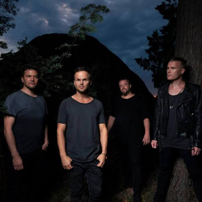 The Rasmus in concerto il 14 ottobre a Milano