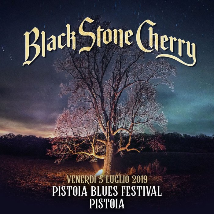 Black Stone Cherry dal vivo il 5 luglio a Pistoia Blues