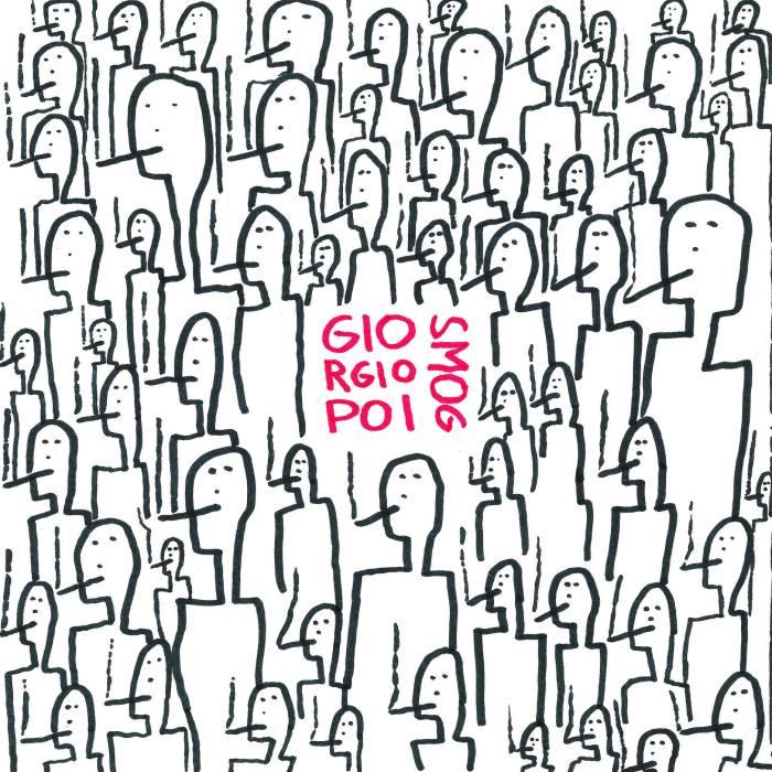"""copertina """"Smog"""" album Giorgio Poi"""