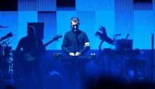 """Massive Attack dal vivo al Palazzo dello sport di Roma per """"Mezzanine XXI"""""""