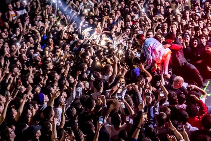 Vegas Jones in concerto al Fabrique di Milano domenica 17 febbraio 2019