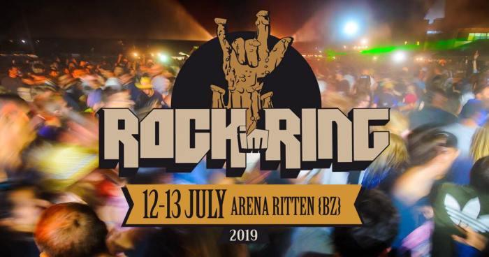 Rock Im Ring 2019 arriva all'Arena Ritten di Collalbo il 12 e 13 luglio