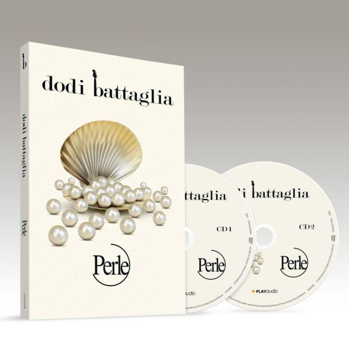 """copertina """"Perle"""" Dodi Battaglia"""