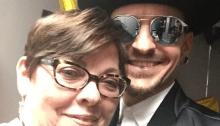 Susan Eubanks ricorda su twitter il figlio Chester Bennington nel giorno del suo 43esimo compleanno