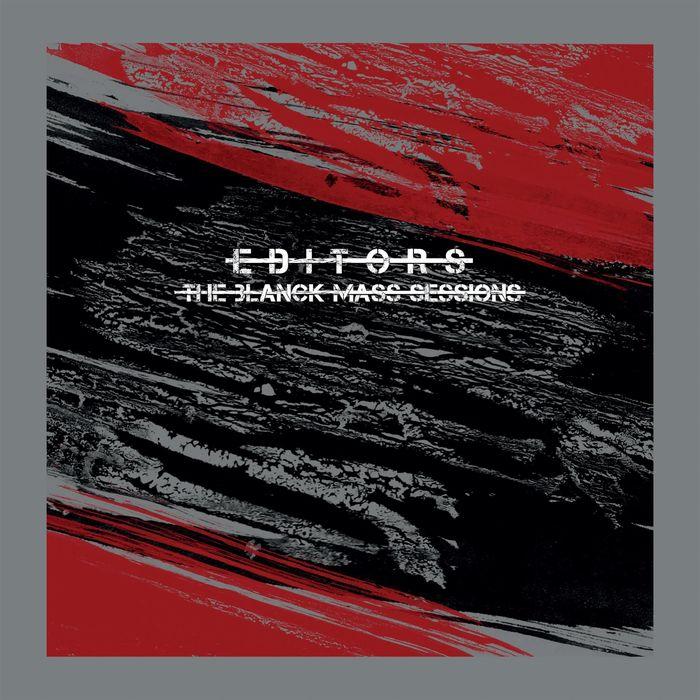 "Copertina ""The Blanck Mass Sessions"" Editors album"