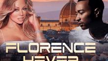Mariah Carey e John Legend si esibiranno l'8 giugno a Firenze per Florence 4Ever