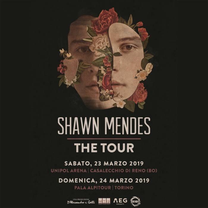 Shawn Mendes in concerto il 23 e 24 marzo a Bologna e Torino