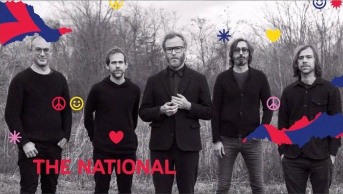 The National in concerto il 10 agosto allo Sziget Festival