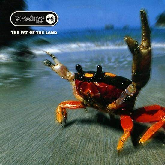 """The Fat Of The Land"" copertina album The Prodigy"