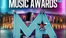 Music Awards il 4 e 5 giugno all'Arena di Verona