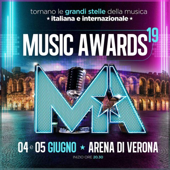 Music Awards il 4 e 5 giugno all'Arena di Verona