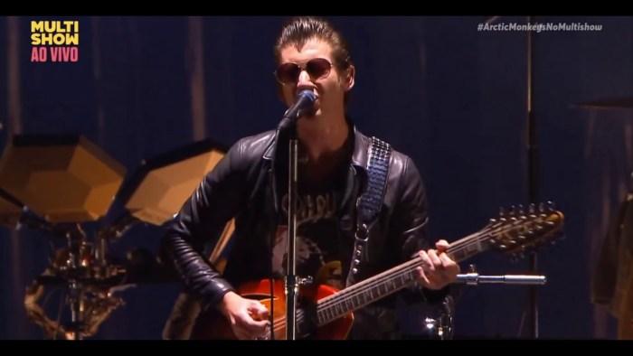 Intero concerto degli Arctic Monkeys al Lollapalooza Brazil 2019