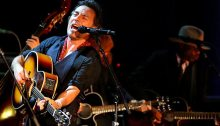 Bruce Springsteen, disponibile su youtube il concerto a Dublino del 2006 con Seeger Sessions Band