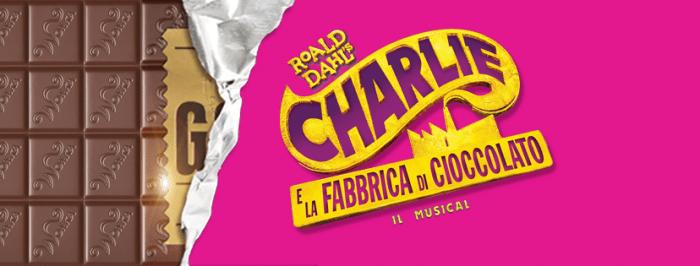 Il musical di Charlie e la Fabbrica di Cioccolato a Milano dall'8 novembre alla Fabbrica del Vapore