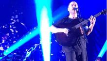 Dave Matthews band dal vivo all'Unipol Arena di Bologna: scaletta, video e foto del concerto