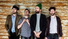 """Gli Ex-Otago pubblicano la cover di """"Amore Che Vieni, Amore Che Vai"""" di Fabrizio De Andrè contenuta in """"Faber Nostrum"""" in uscita il 26 aprile"""