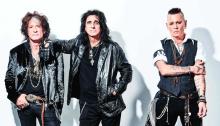 """Il 21 giugno esce """"Rise"""" nuovo album degli Hollywood Vampire"""