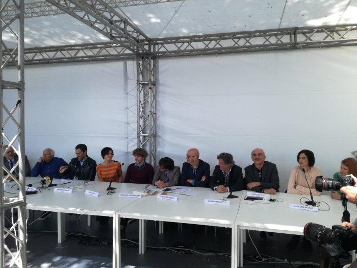conferenza stampa 30 aprile per il Concertone del Primo Maggio a Roma