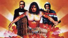 Ketama 126 + Speranza + Massimo Pericolo dal vivo al Rock In Roma il 18 luglio
