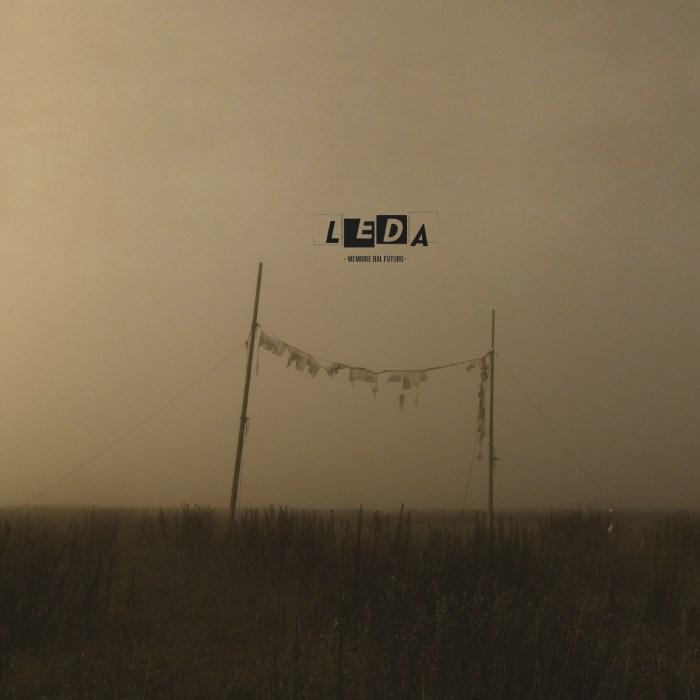 "copertina ""Memorie dal futuro"" Leda"