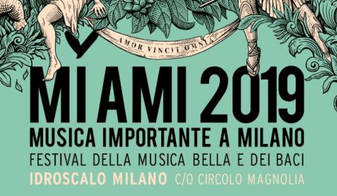 Mi Ami Festival 2019 con Egokid e Victor Kwality
