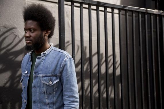 Michael Kiwanuka dal vivo in concerto il 9 luglio al Sexto 'Nplugged di Sesto Al Reghena