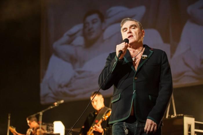 """""""I Thought You Were Dead"""" è il singolo inedito di Morrissey per il Record Store Day"""